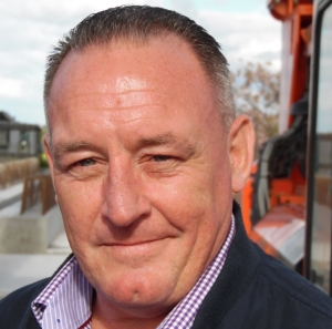 George Parmain - Area Sales Manager (South)