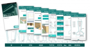 ABM's prestressed beam selector app is now available